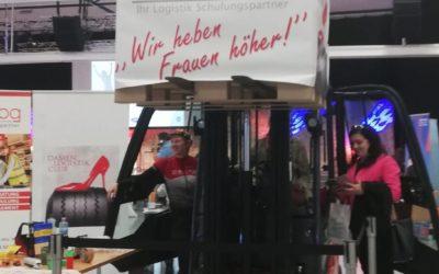 DIE Messe! 3. österreichische Frauen(berufs)messe für nichttraditionelle Berufe