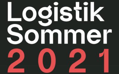 Christine Reiterer am Logistik Sommer 2021
